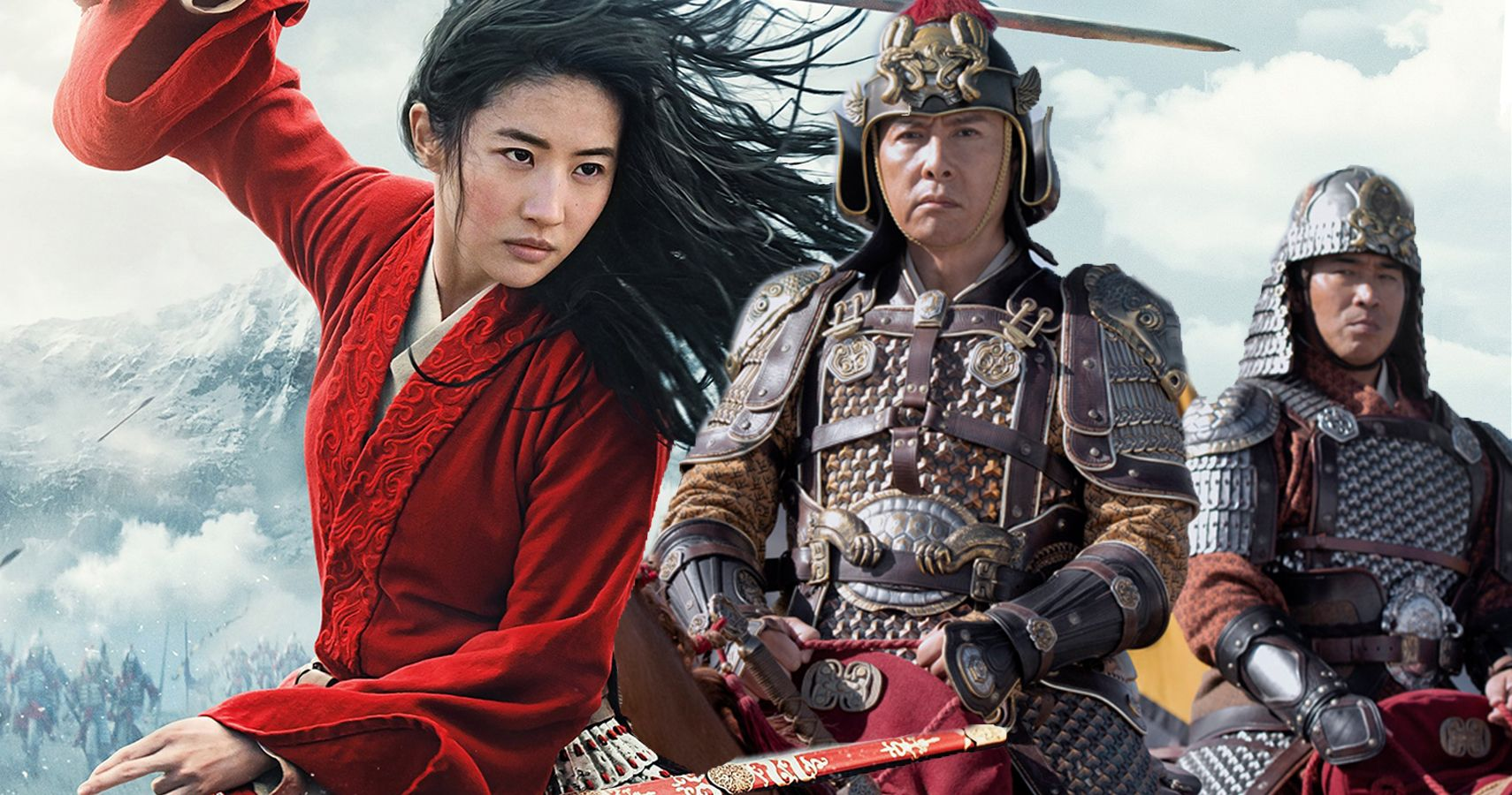 Mulan 10 Best Costumes In The Live Action Movie Ranked