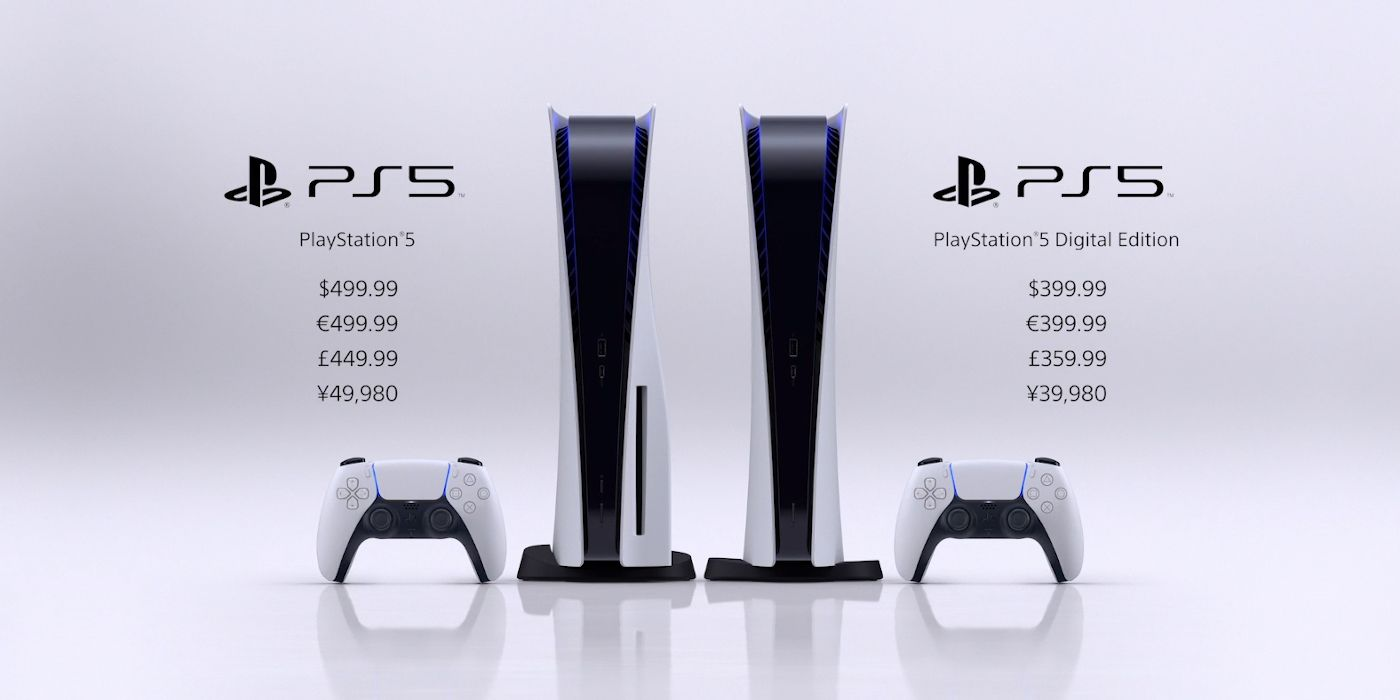 PS5 Price Release Date Showcase Reveal.'