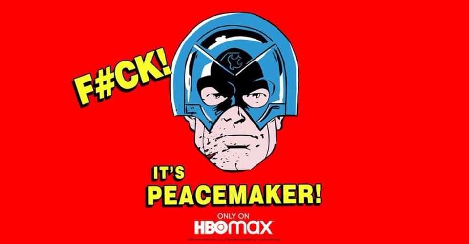 DC Peacemaker TV Show Logo Revealed By James Gunn & John Cena