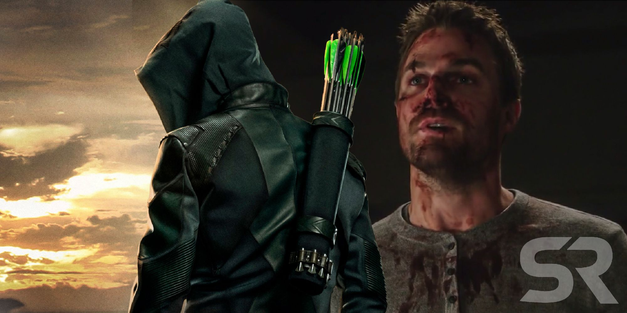 Arrow Every Time Oliver Queen Almost Died Screen Rant