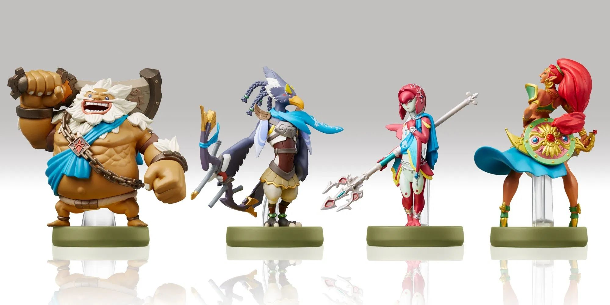 Zelda Breath Of The Wild Amiibo Re Releasing For Age Of Calamity Launch