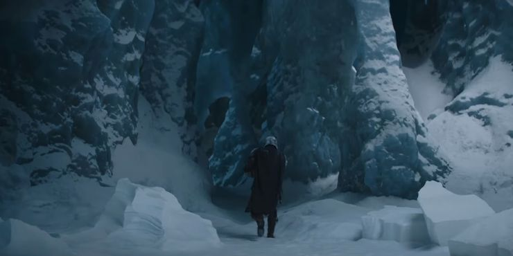 The Mandalorian Season 2's Ice Planet & Force Awakens Connection Explained
