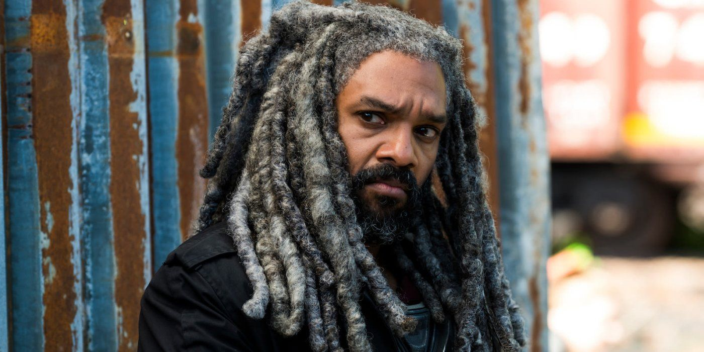 The Walking Dead's Carol Spinoff Is Bad For Ezekiel | Screen Rant