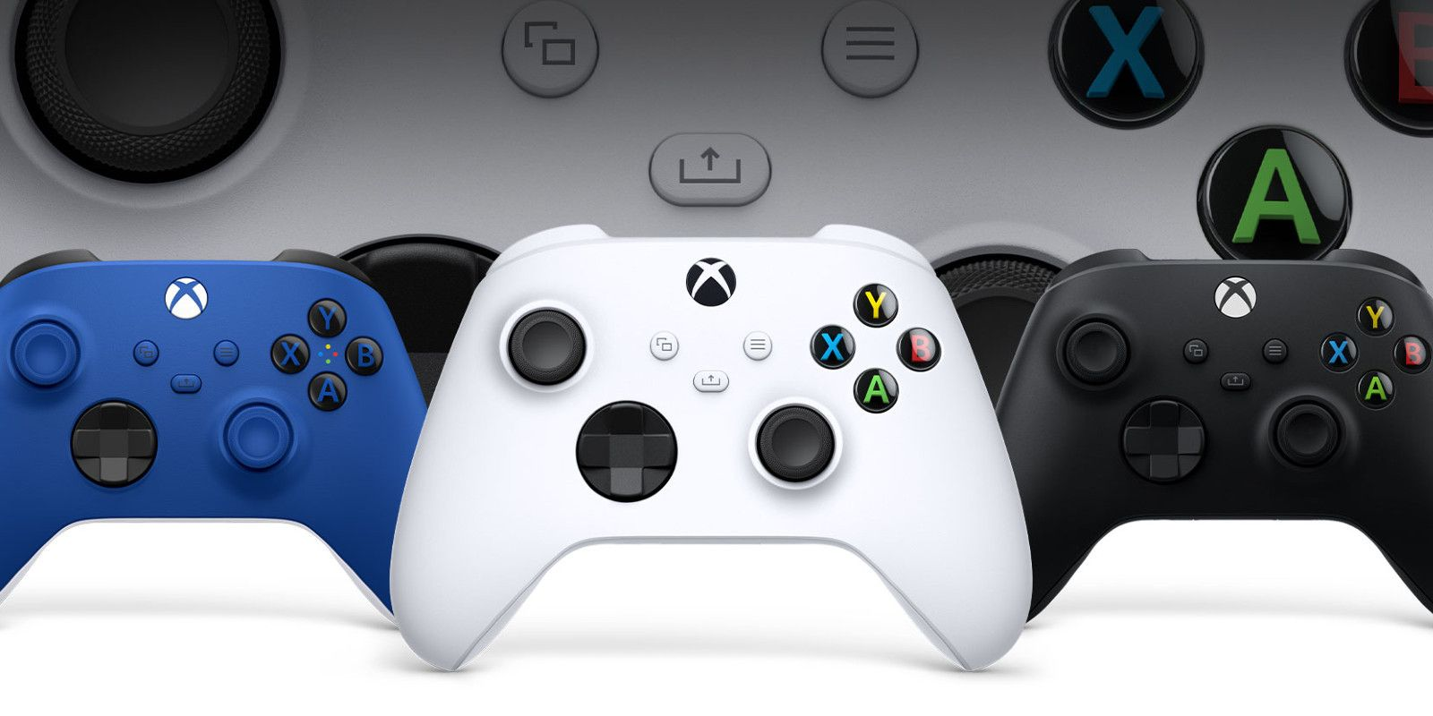 Xbox Series X Shock Blue Controller Joins White Black Launch Choices