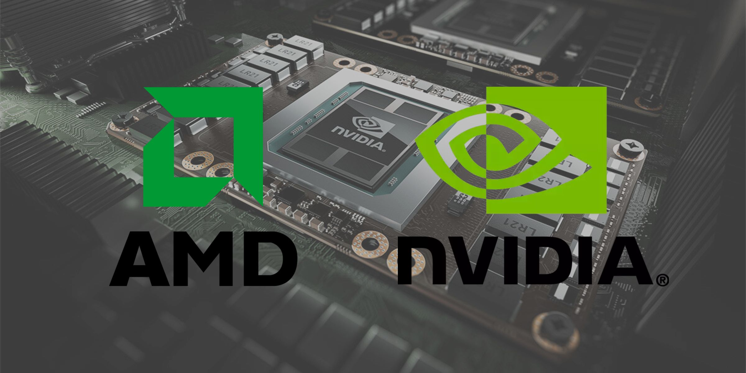 Amd Reportedly Dropping Gpu Price To Compete With Nvidia Rtx 30 Series