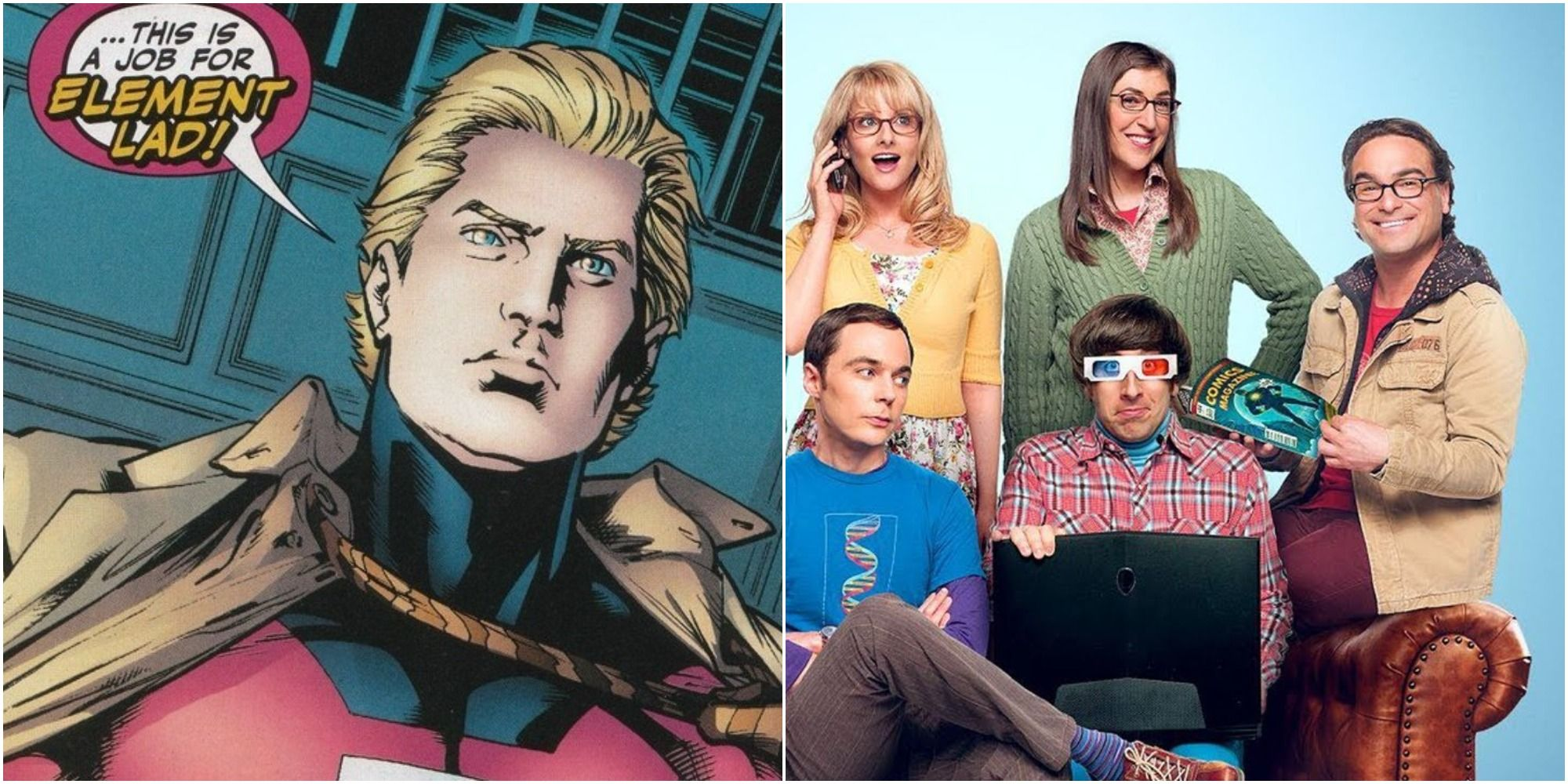 The Big Bang Theory: The 10 Most Obscure References Made By The Gang