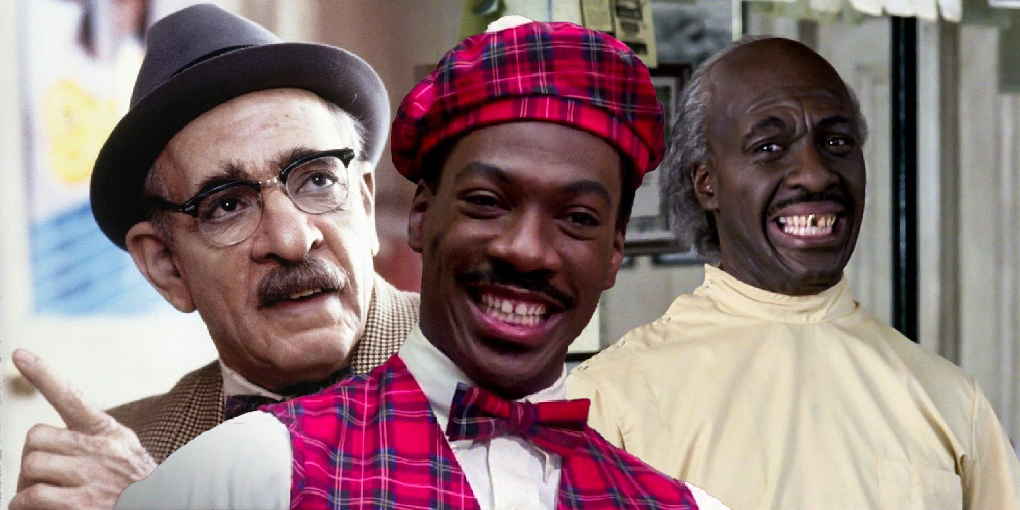 Coming To America: Every Character Eddie Murphy Played