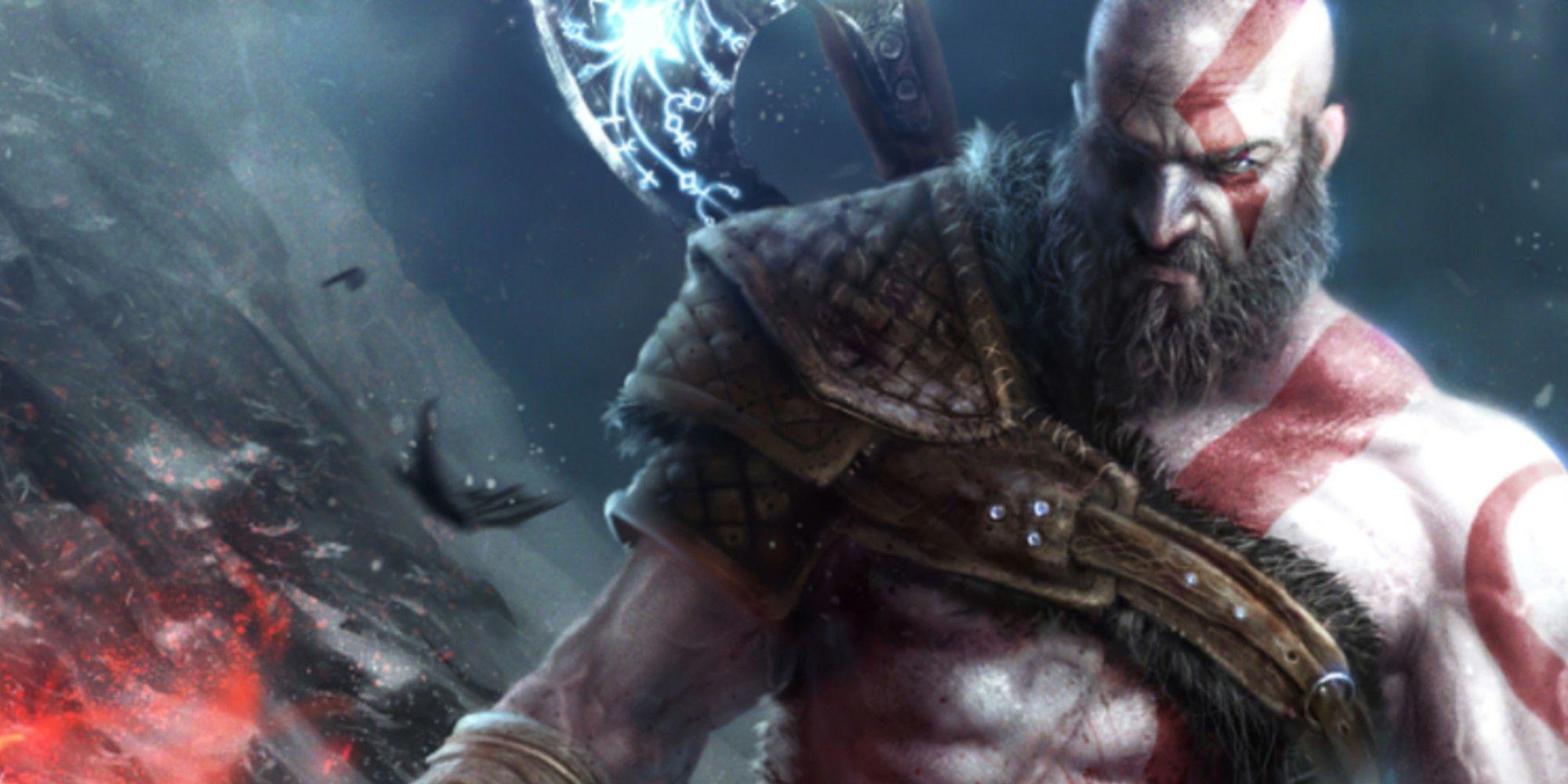What order should I play the god of war games in? : GodofWar