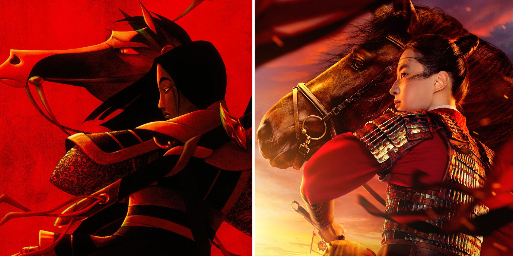 Mulan 2020 10 Big Changes They Made From The Original