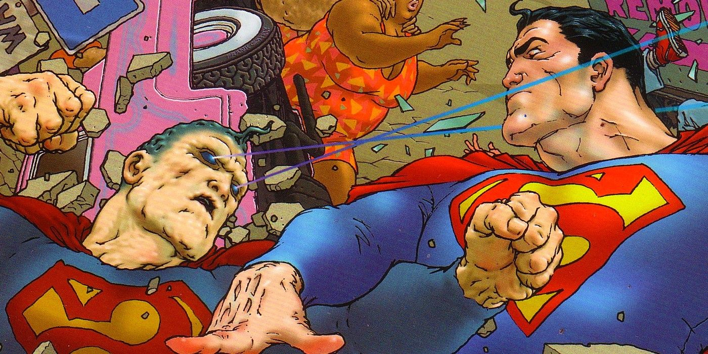Superman: Bizarro's Imperfect Double is DC's Greatest Tragedy