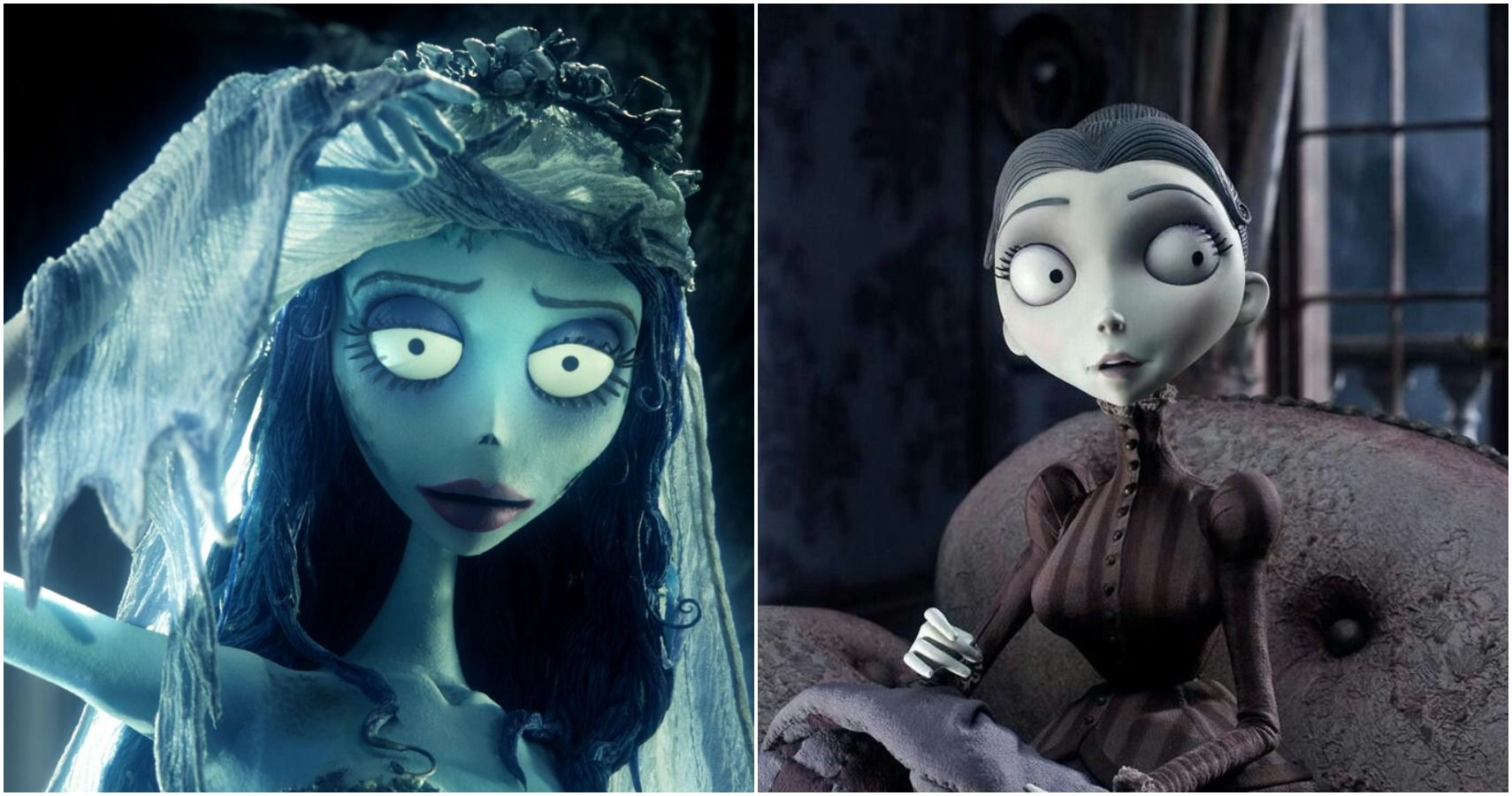 Corpse Bride 5 Reasons Victor Should Have Been With Emily 5 Why Victoria Was The Right Choice