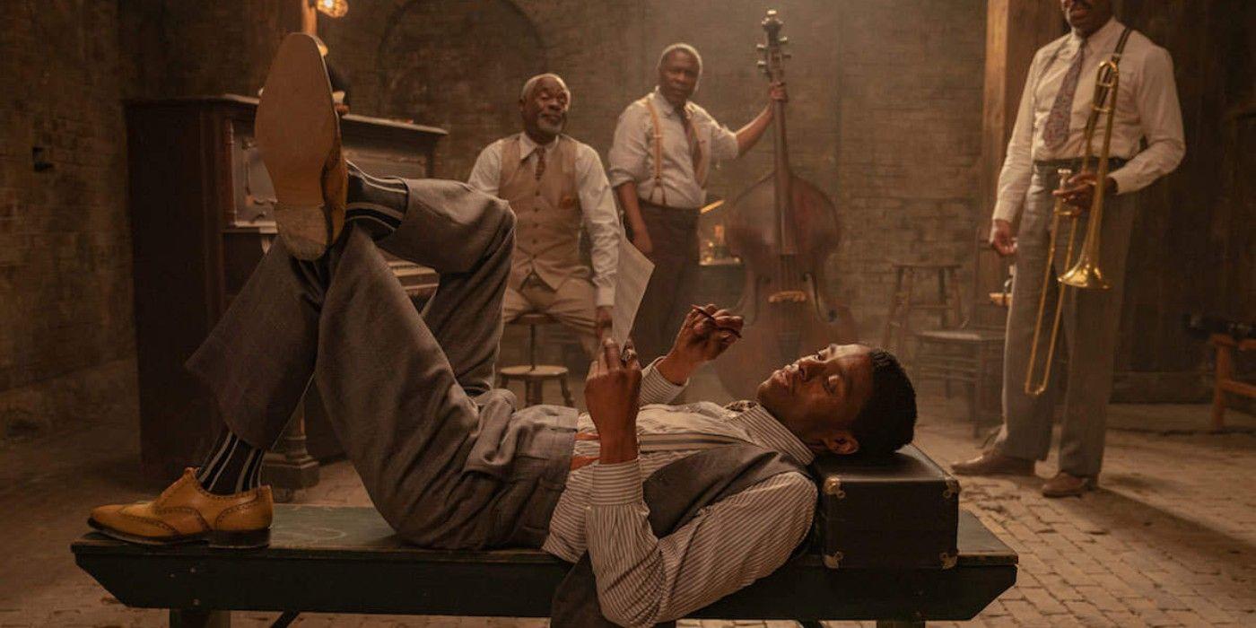 Netflix To Campaign Chadwick Boseman For Ma Rainey's Black Bottom At Oscars