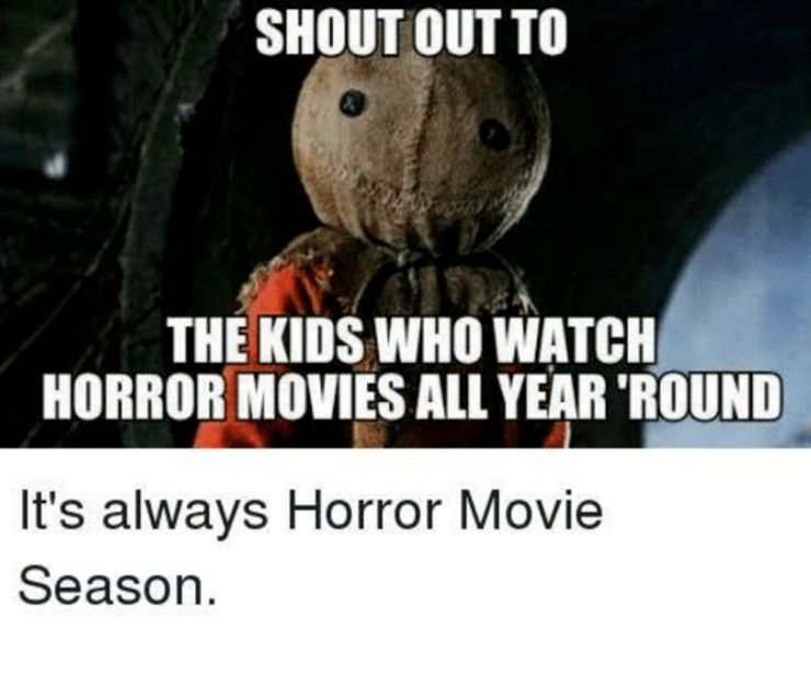 10 Horror Movie Memes To Get You in The Mood For Halloween