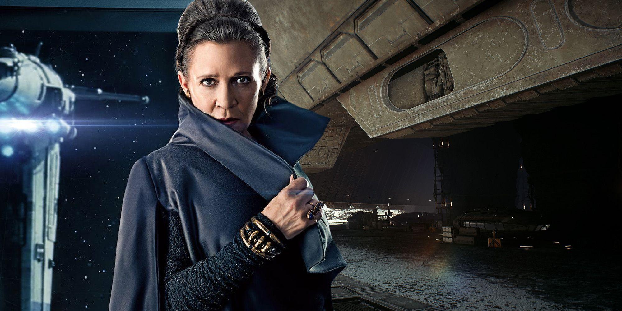 Star Wars: The Last Jedi's Rebel Base Was Alderaan's Best Kept Secret