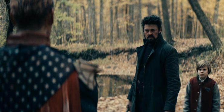 Billy Butcher è l'uomo che sfida la divinità. Billy Butcher è vendetta. Eppure, anche lui che è in guerra, cerca l'amore.
