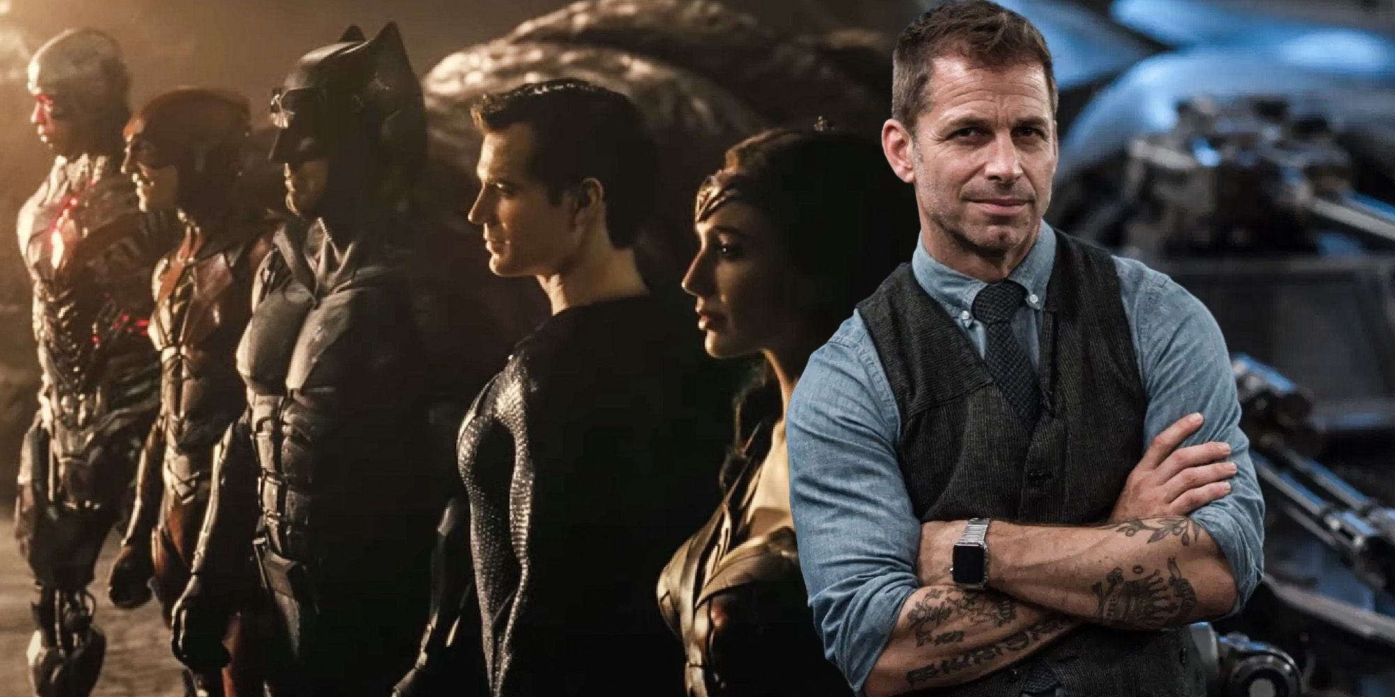 Justice League Snyder Cut Drops Two Warner Bros. Producers
