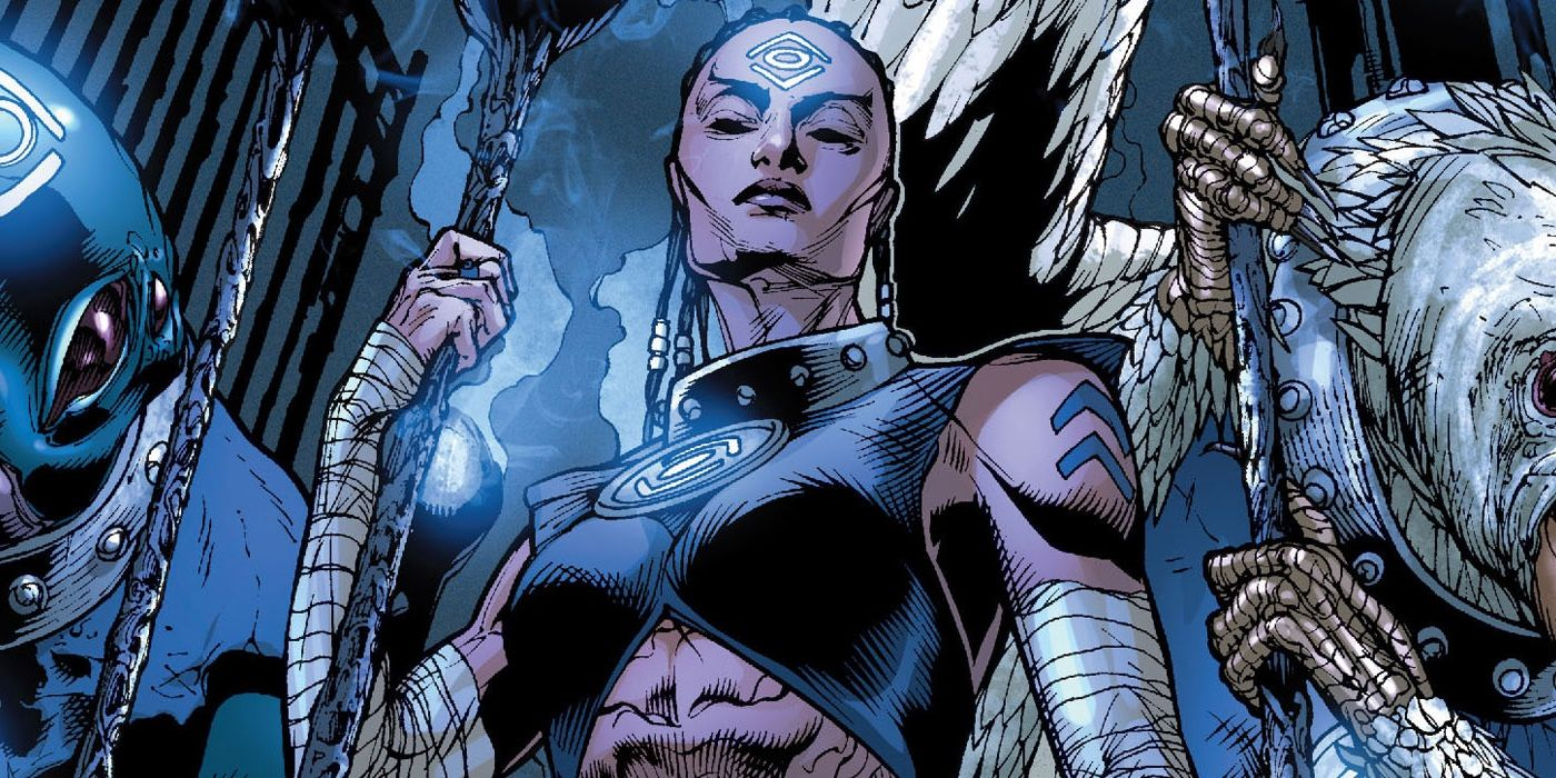 Who Are The Indigo Lanterns, DC's Least-Known Rings?