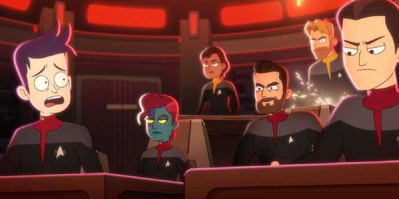 Star Trek: Lower Decks Season 2 Release Date, Cast, Story