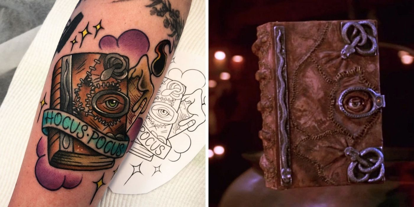 Hocus Pocus: 10 Tattoos That True Fans Would Sell Their Soul To Have