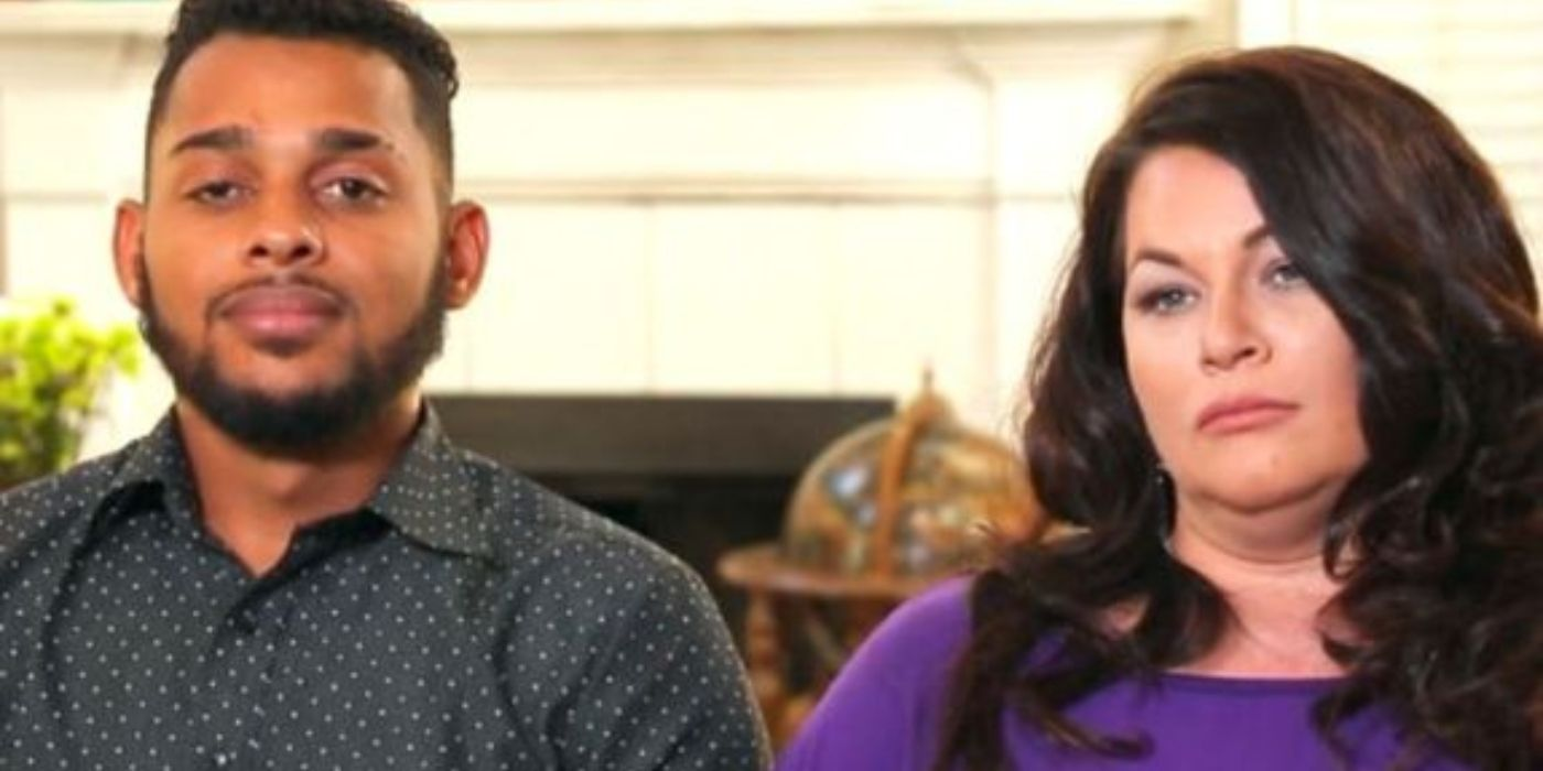 90 Day Fiance: Molly Hopkins Called The Police On Her Daughter Olivia
