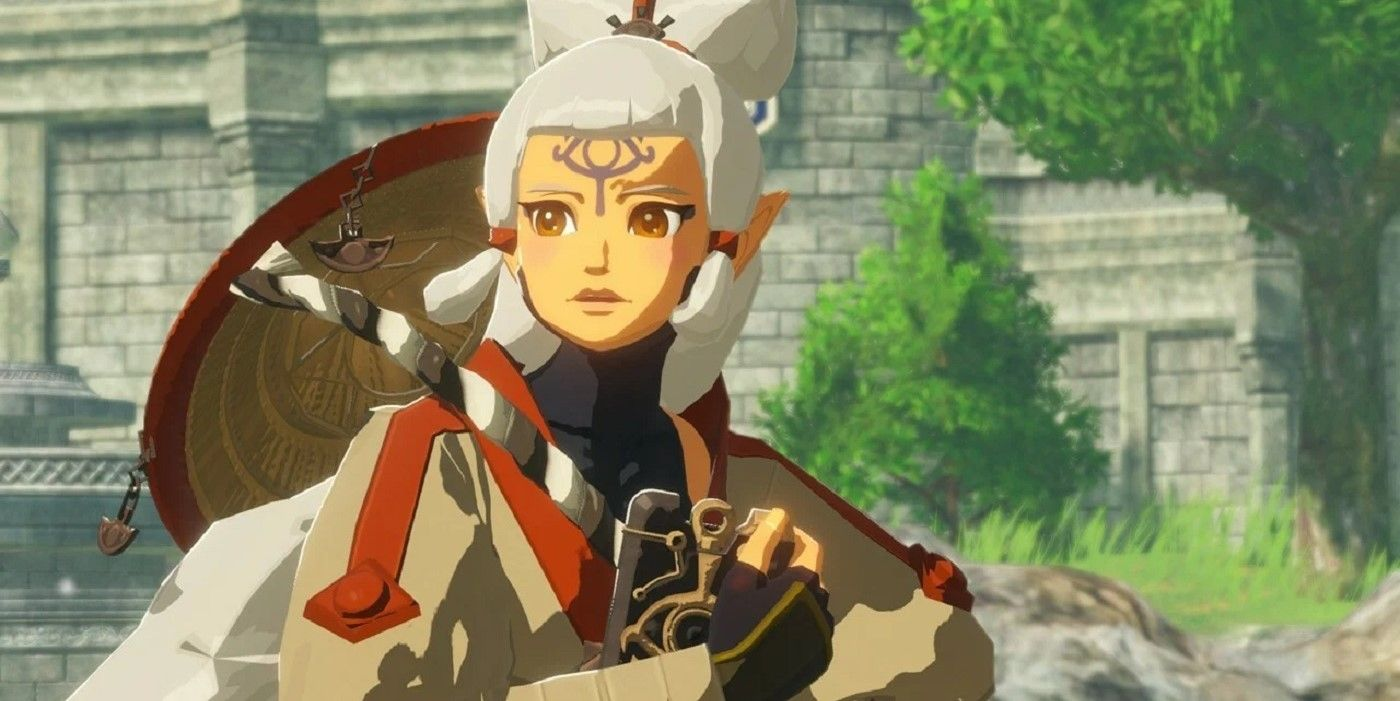 The Best Weapons For Impa In Hyrule Warriors Age Of Calamity