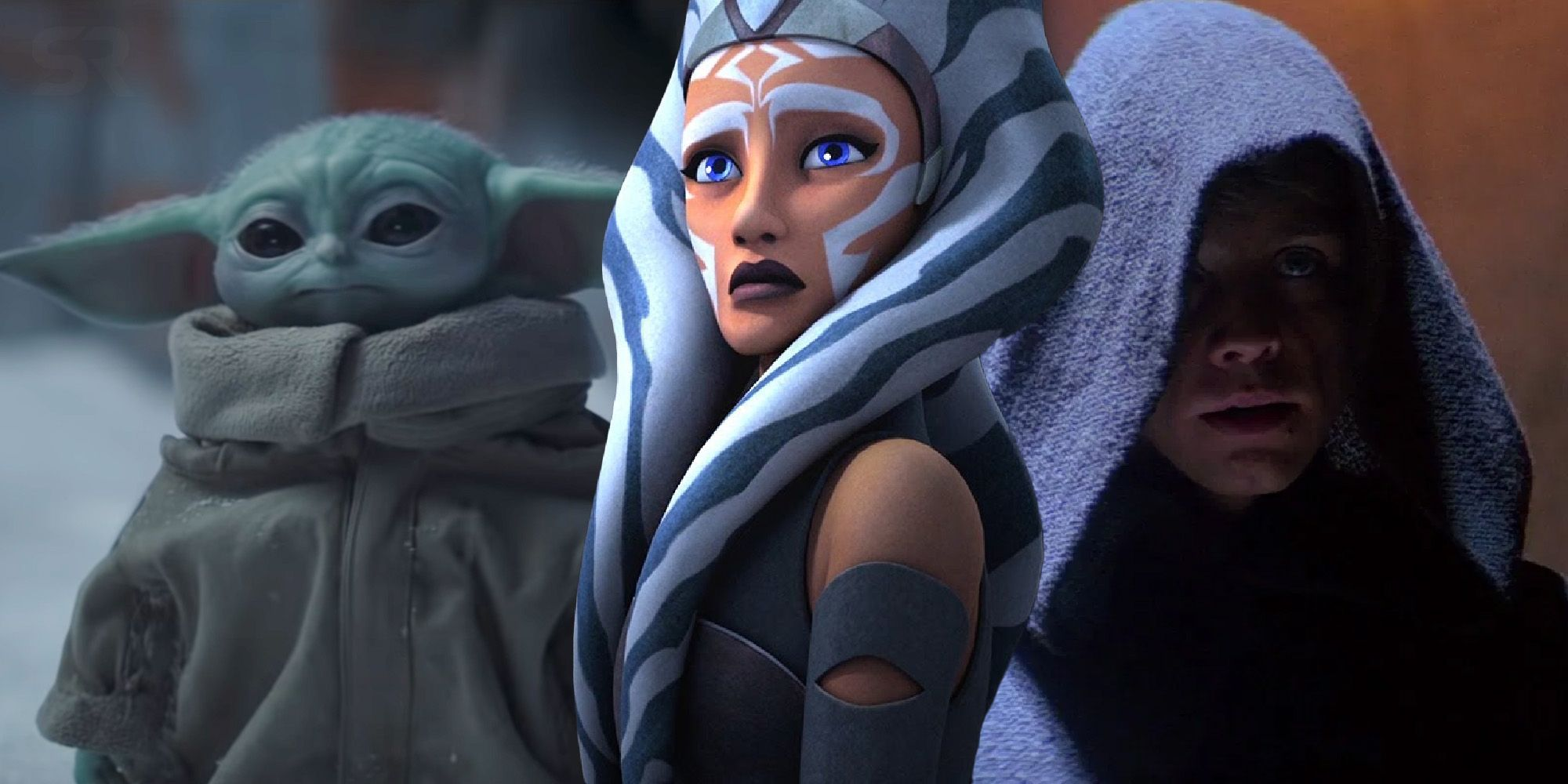 Star Wars Theory: Ahsoka Leads Mandalorian & Baby Yoda To Luke Skywalker