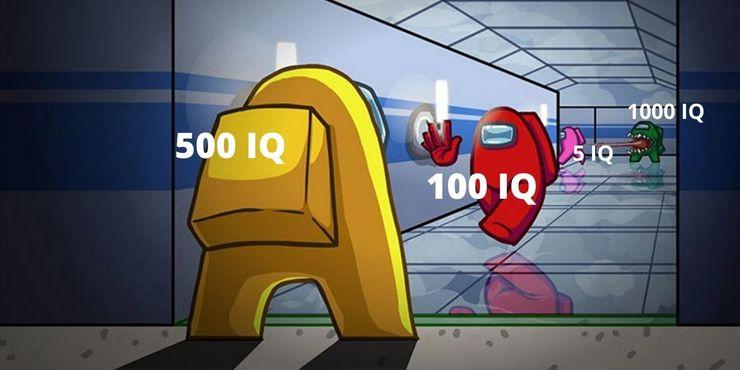 Among Us Iq Levels Explained Screen Rant