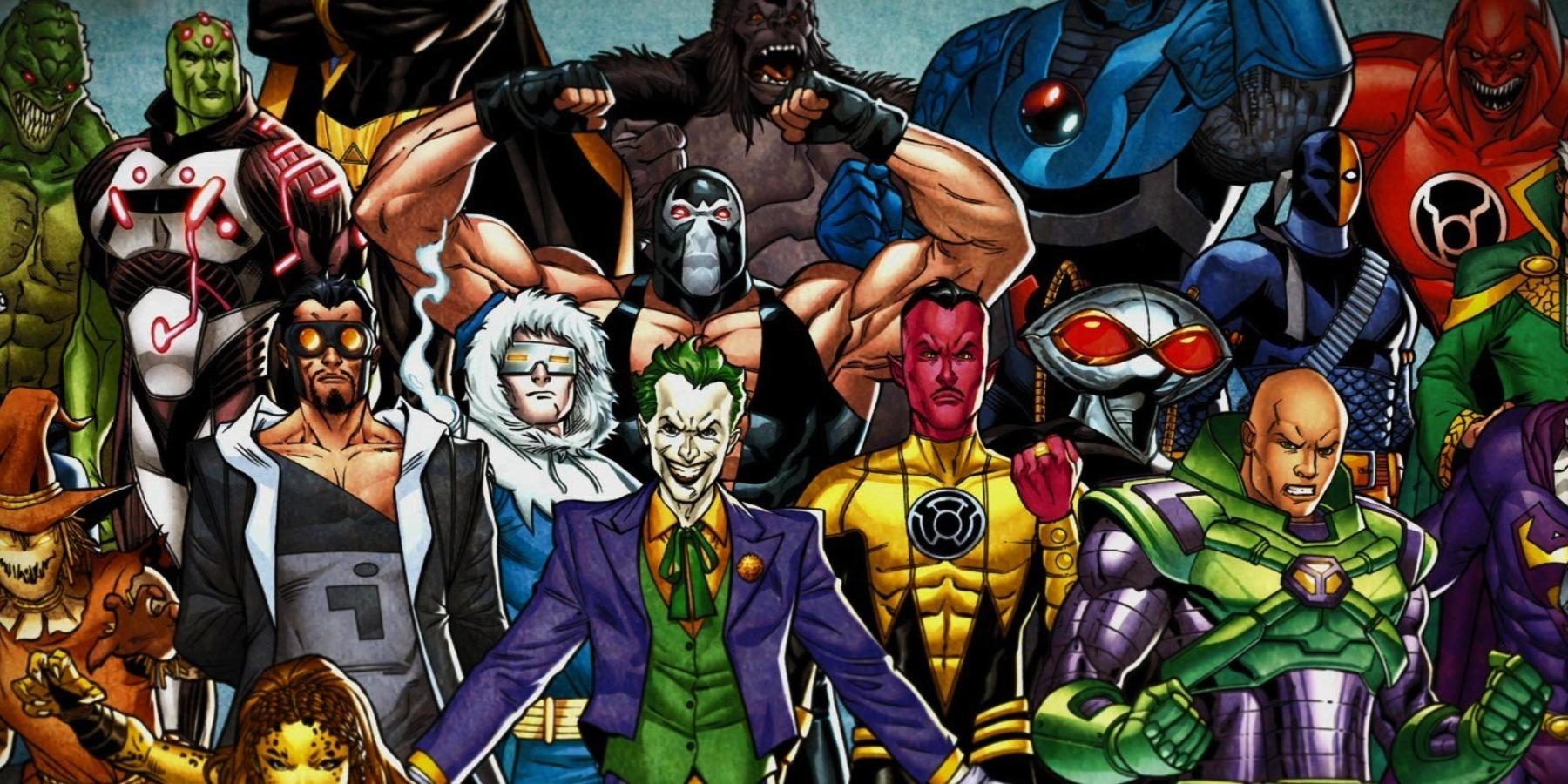 Who is DC's Deadliest Non-Powered Villain? | Screen Rant