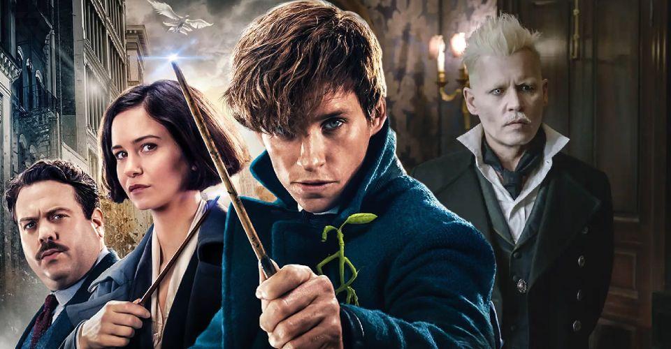 Johnny Depp Exiting 'Fantastic Beasts' Franchise, Says Warner Bros. Asked Him to Resign