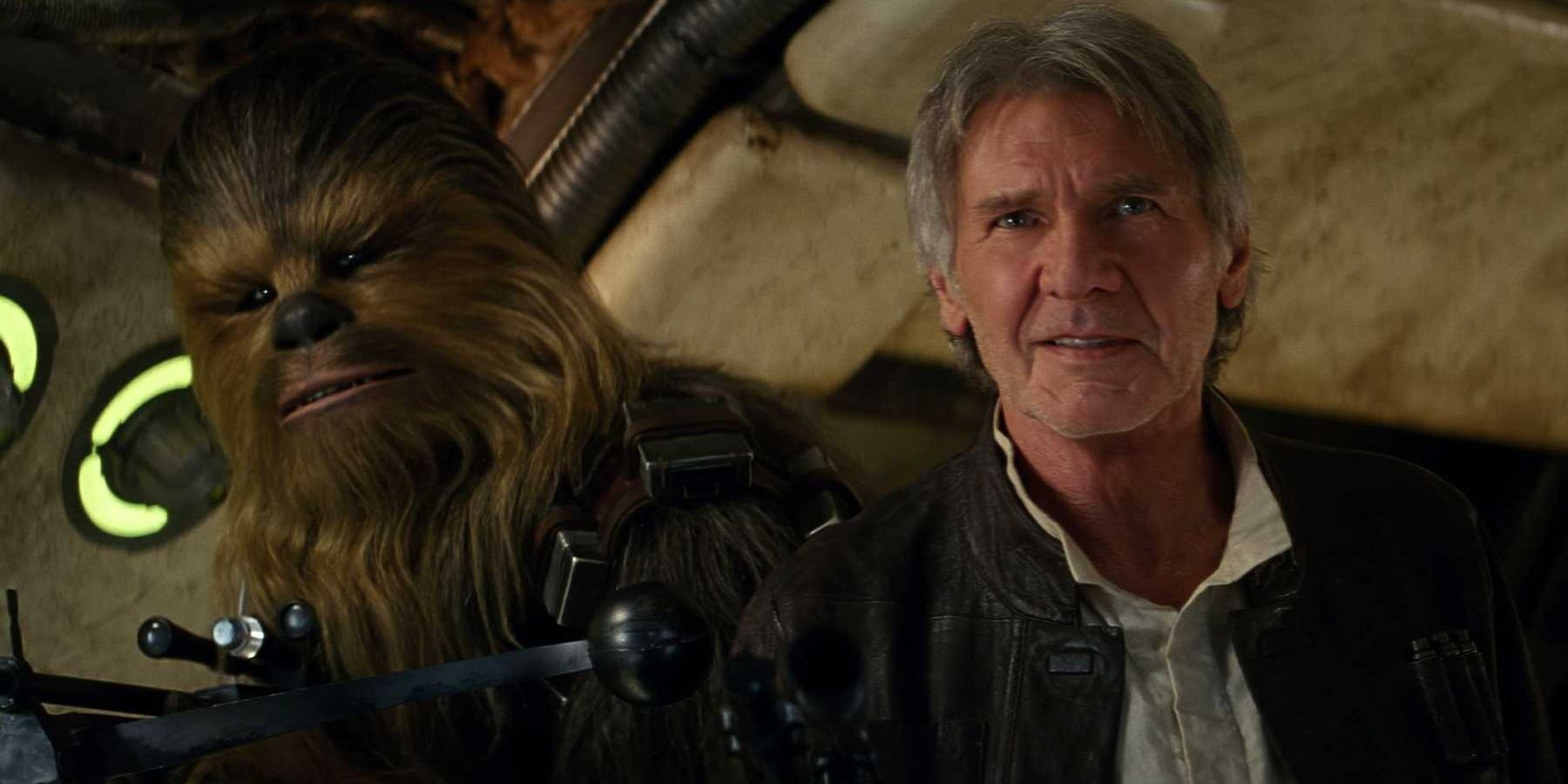 What George Lucas Thinks Of Every Disney Star Wars Movie 2