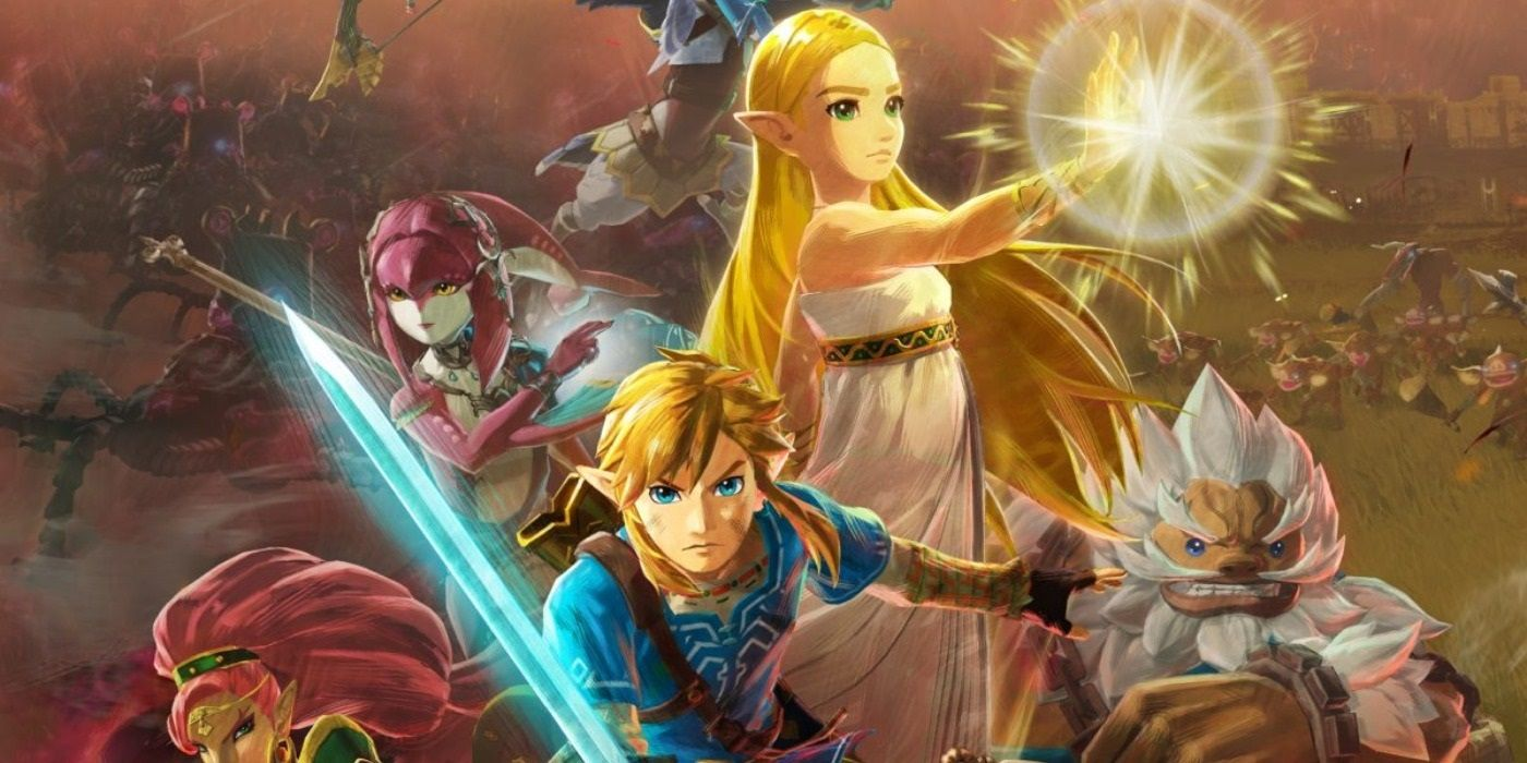 Hyrule Warriors Age Of Calamity Review War Of The Wild