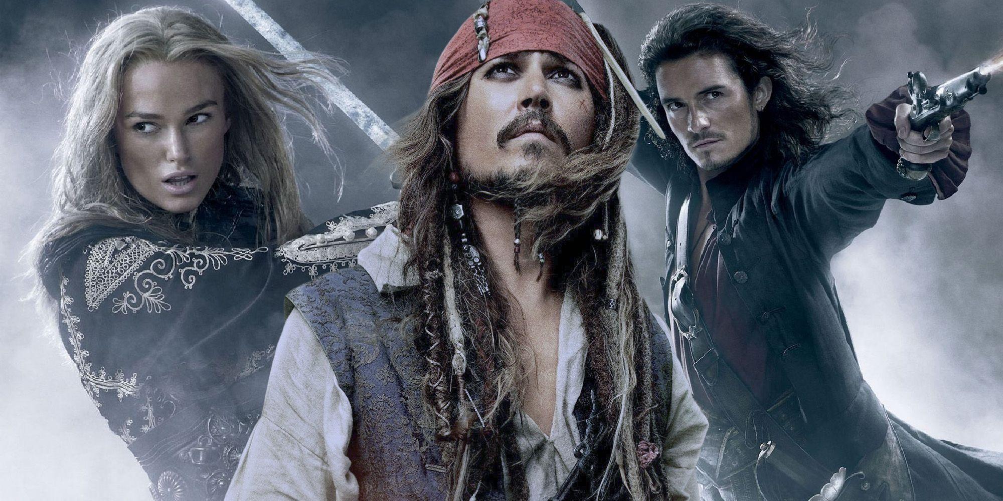 Tudo o que sabemos sobre a Reboot de Piratas do Caribe de Margot Robbie 1