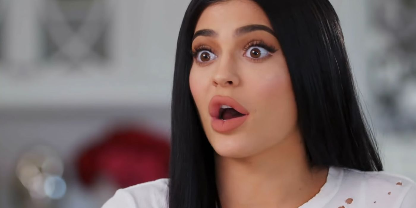 KUWTK: Kylie Jenner Posts Thirst Trap Pic To Promote Kylie Skin Product