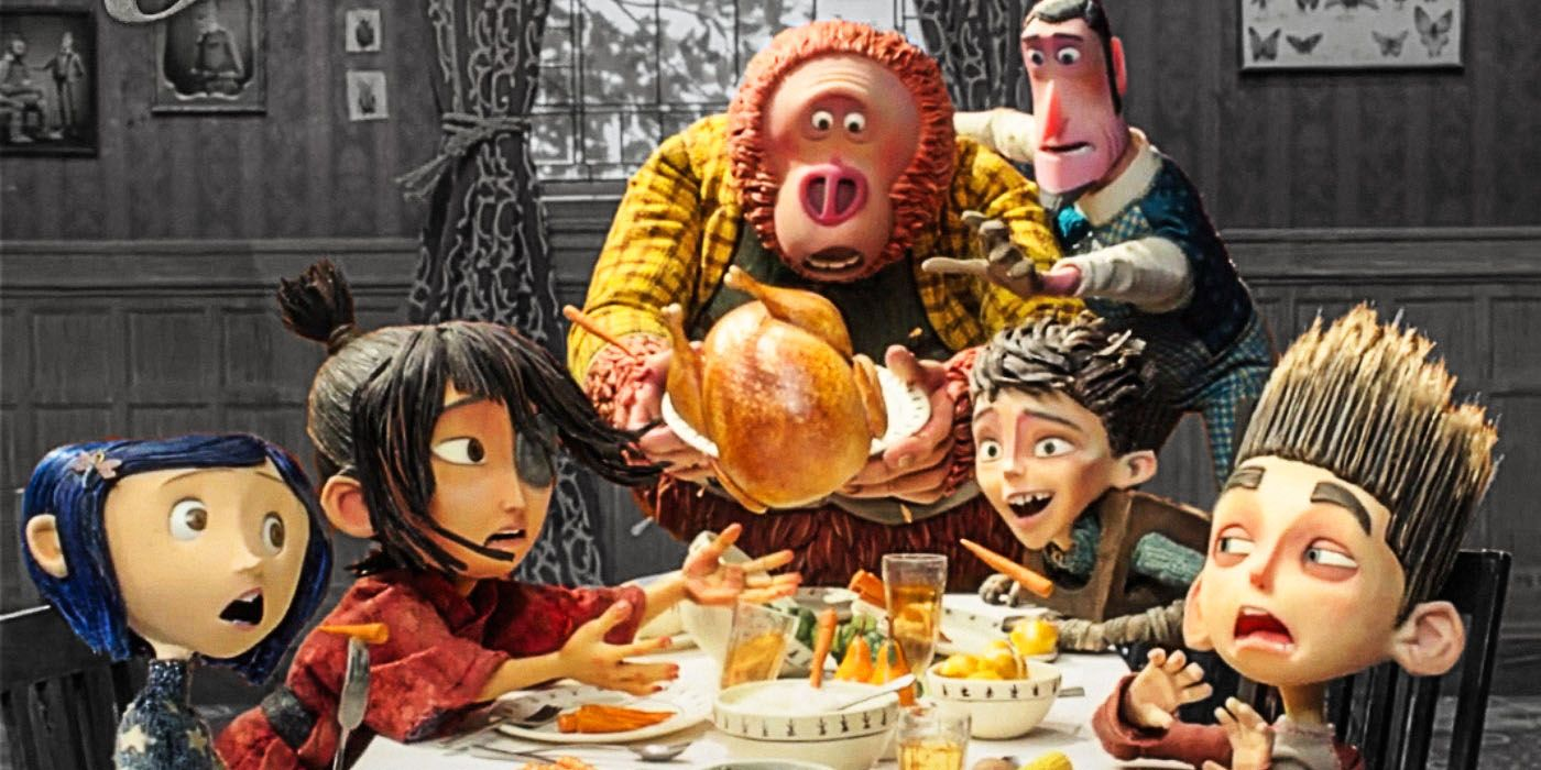 LAIKA's Stop-Motion Characters Gather to Celebrate in Thanksgiving Video