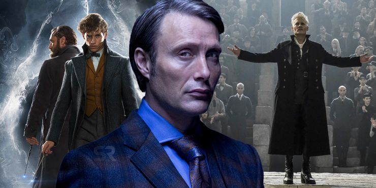 Fantastic Beasts 3 Officially Casts Mads Mikkelsen To Replace Johnny Depp