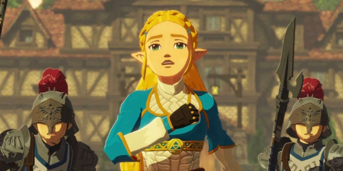 Hyrule Warriors Age Of Calamity Has Split The Zelda Timeline Again