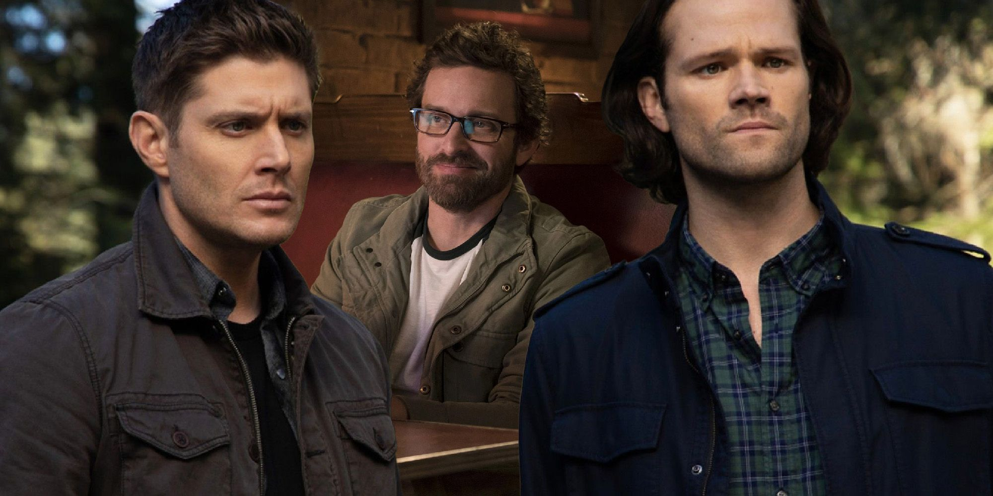 Supernatural: The Final Battle Against Chuck & God's ...Supernatural Finale