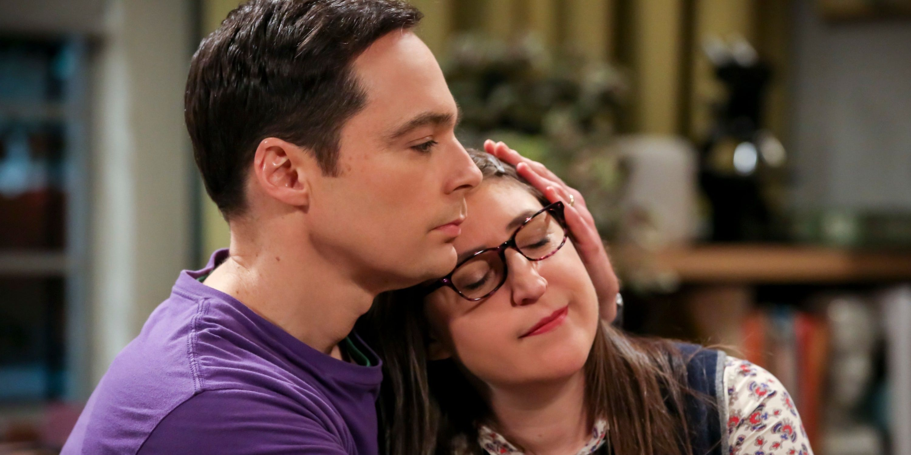 Big Bang Theory Star Explains Why Sheldon & Amy's Relationship Works