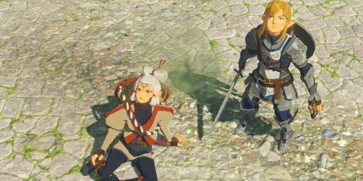 How Long Hyrule Warriors Age Of Calamity S Demo Takes To Beat