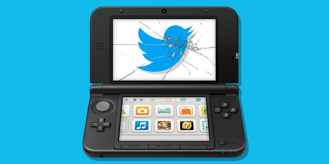 Legacy Twitter Shutdown Means You Can't Tweet From The 3DS Anymore