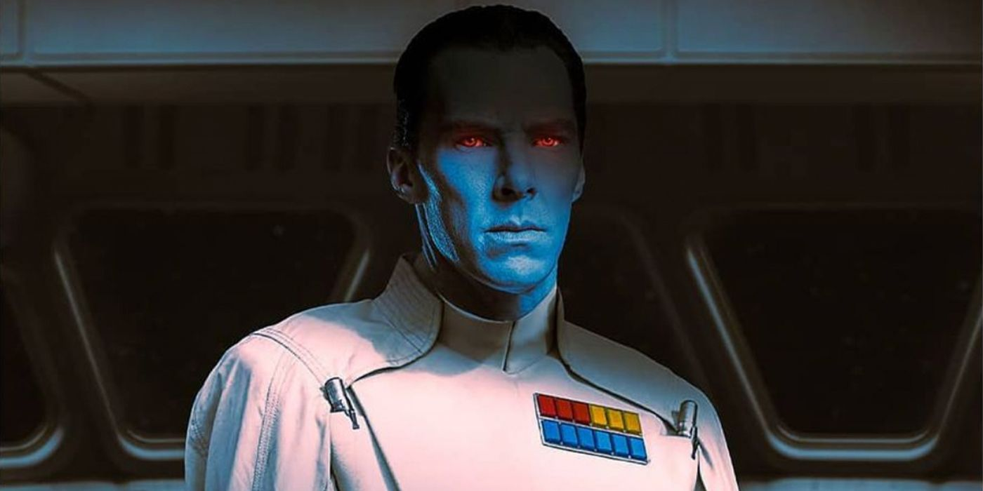 The Mandalorian: Benedict Cumberbatch habla sobre la posibilidad de interpretar a Thrawn