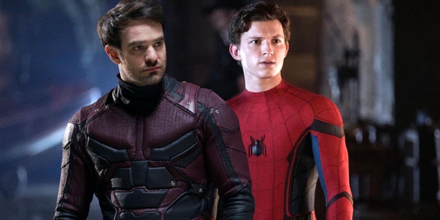 MCU Spider-Man 3 Rumored To Bring Back Charlie Cox As Daredevil