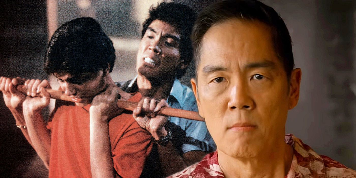 Cobra Kai Explains What Happened To Chozen After Karate Kid 2