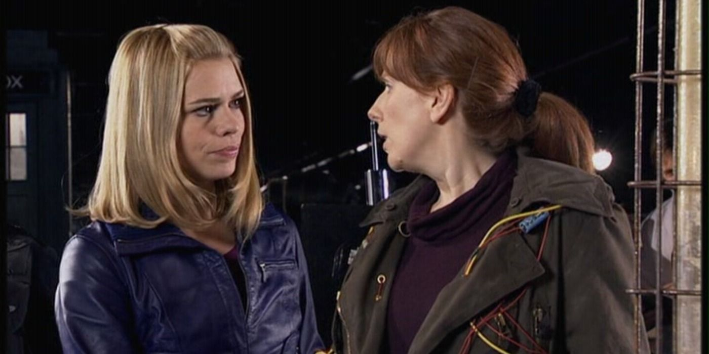 Doctor Who Secretly Rewrote Rose & Donna's Fates | Screen Rant