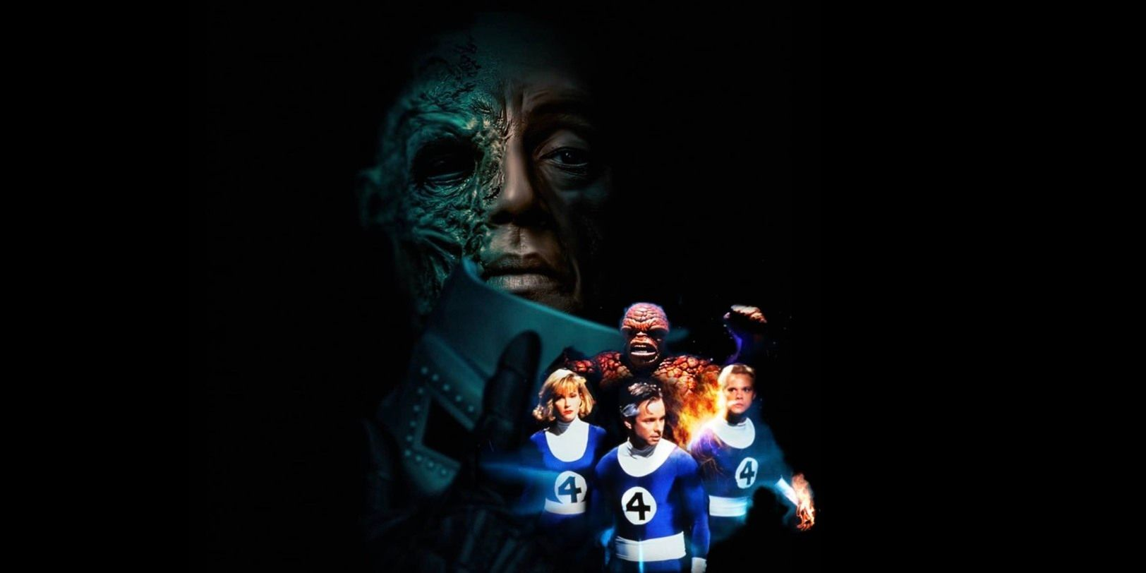 Fantastic Four Art Imagines Giancarlo Esposito as a Disfigured Doctor Doom