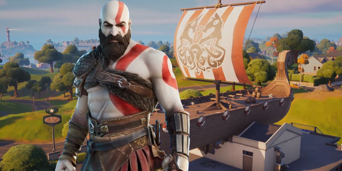 God Of War Kratos Skin Is Coming To Fortnite Season 5 The kratos skin is a gaming legends fortnite outfit from the oathbreaker set. god of war kratos skin is coming to