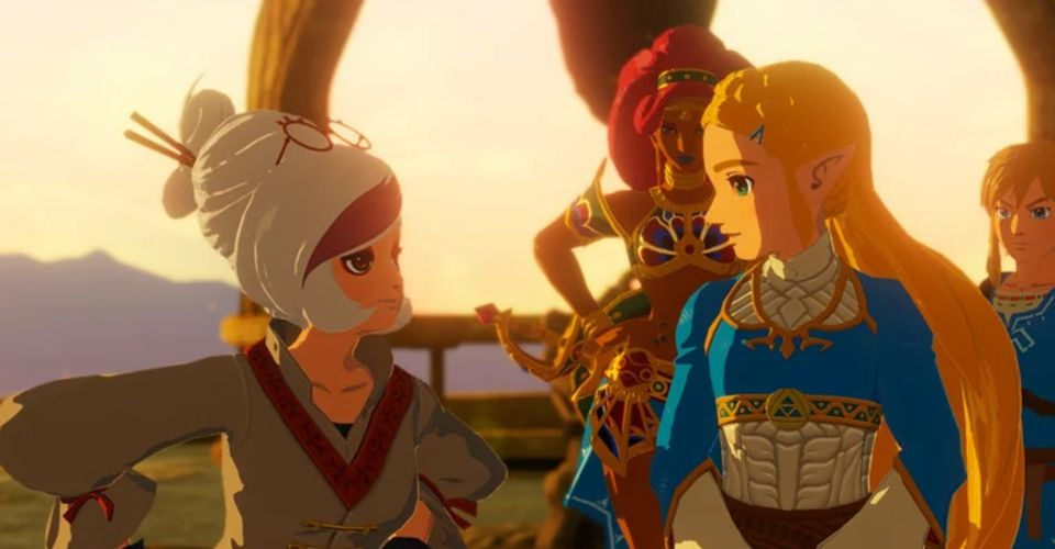 Hyrule Warriors Age Of Calamity Interview Reveals Reasoning For Champions Playstyles