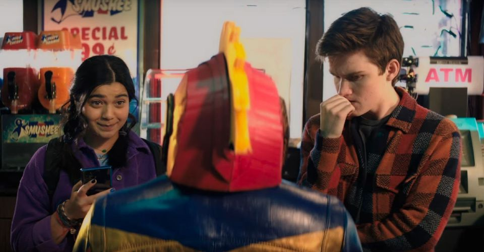 Ms Marvel Synopsis Reveals Kamala Khan Writes Mcu Fan Fiction A wide variety of captain marvel costume options are available to you, such as supply type, costumes type, and holiday. ms marvel synopsis reveals kamala khan