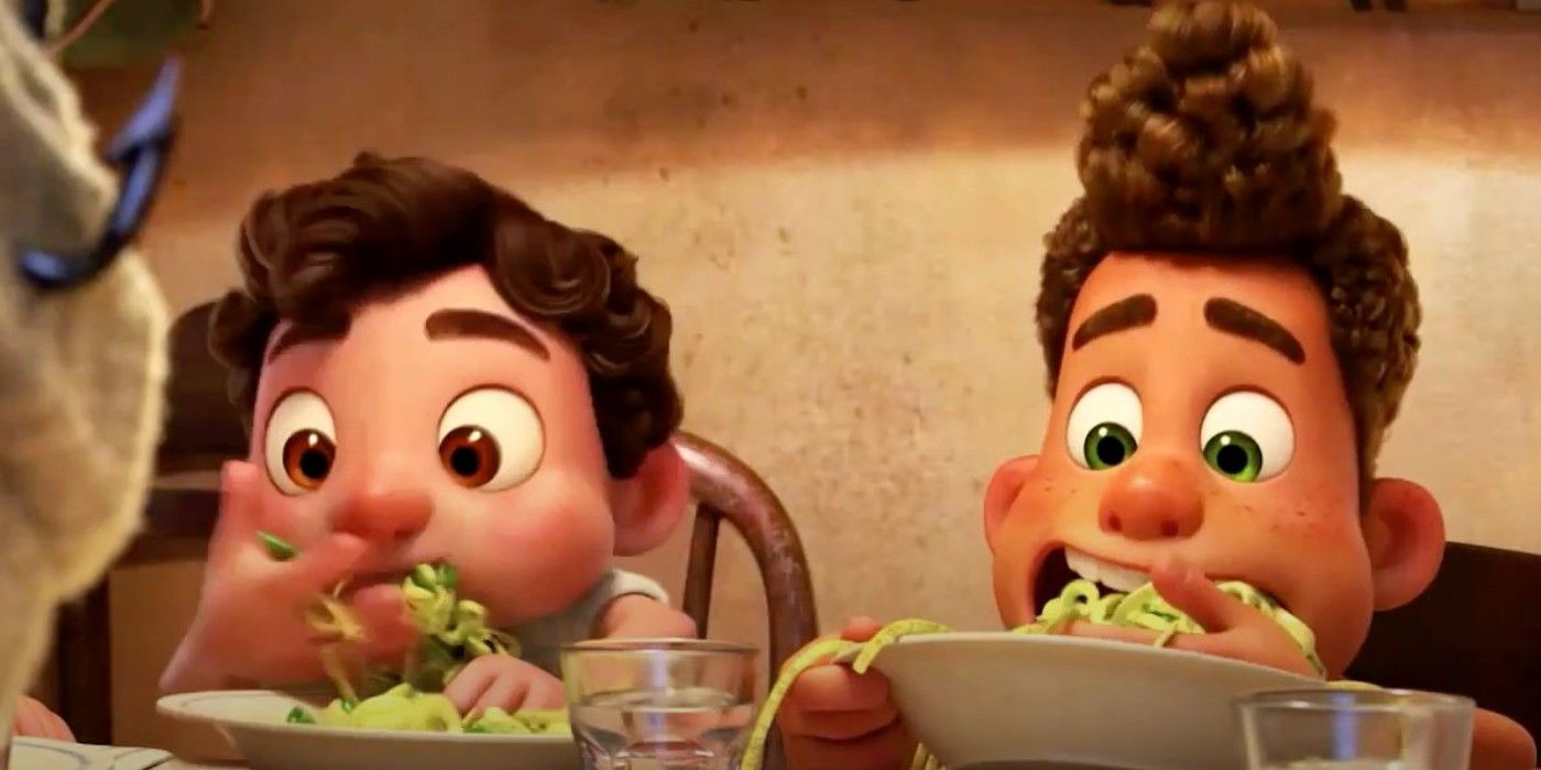 Luca Images Give First Look At Pixar's 2021 Theatrical Movie