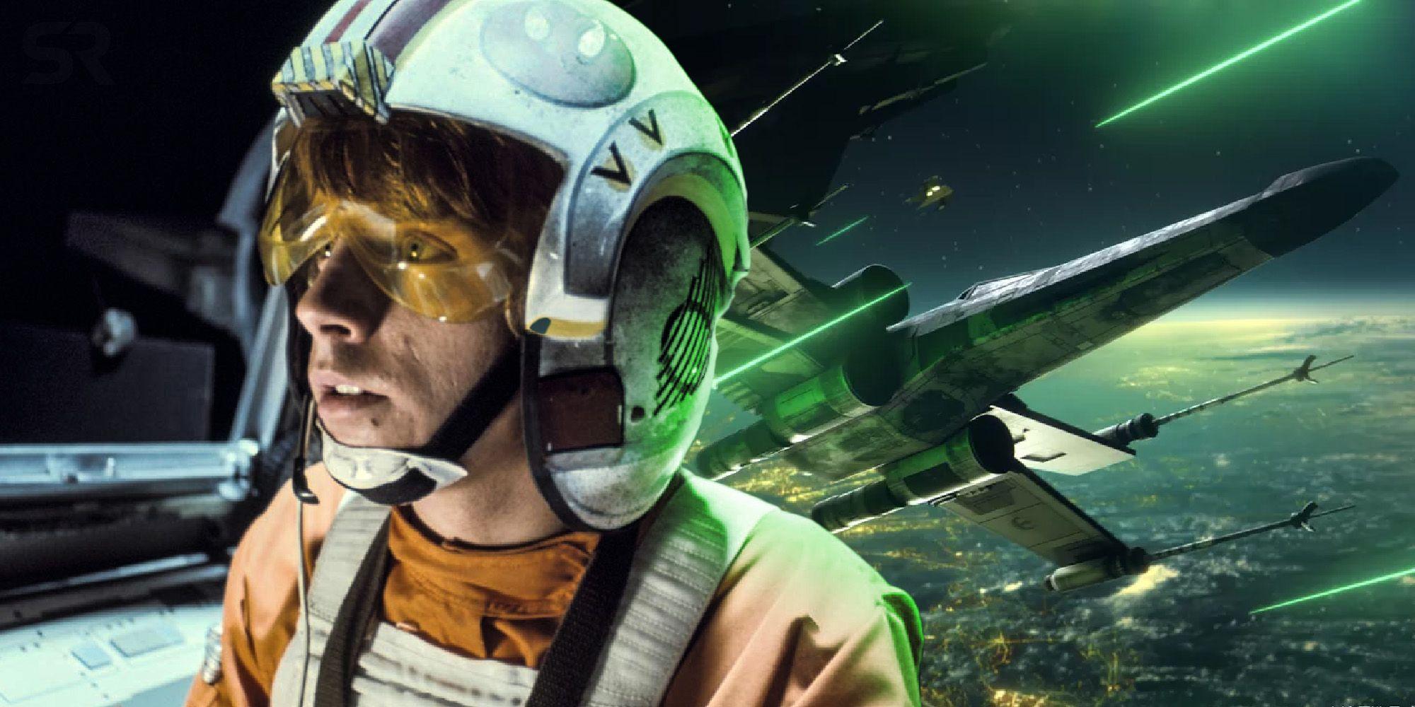 Rogue Squadron: Luke Skywalker's X-Wing Team Explained